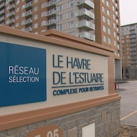 La résidence pour personnes âgées Le Havre de l'Estuaire à Rimouski