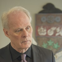Dan Carter, le maire d'Oshawa