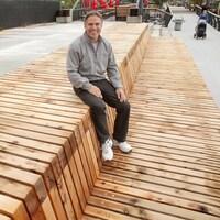 Photo du maire de North Vancouver, Darrell Mussatto.