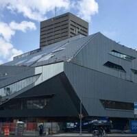 Le nouveau design de la bibliothèque d'Edmonton.