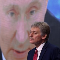 Dmitri Peskov.