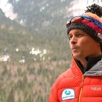 Le directeur d'Avalanche Québec, Dominic Boucher