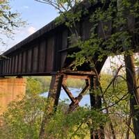 Un pont.