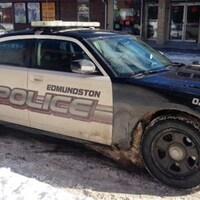 Force policière d'Edmundston
