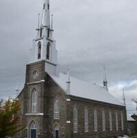 L'église Saint-Patrice à Rivière-du-Loup
