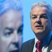 Le maire de Sherbrooke Bernard Sévigny réélu président de l'UMQ.