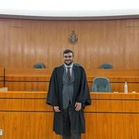 Elias Jimenez au tribunal.
