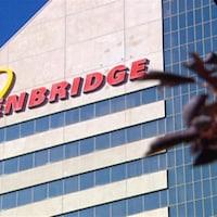 Un édifice d'Enbridge.