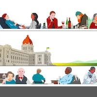 Enjeux électoraux : qu'en pensent les différents partis?
