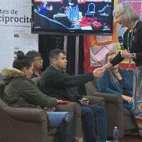 Les premiers témoins ont été entendus mercedi lors des audiences à Edmonton de l'Enquête nationale sur les femmes et les filles autochtones disparues et assassinées.