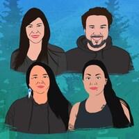 Quatre jeunes entrepreneurs autochtones nous font découvrir leur passion.