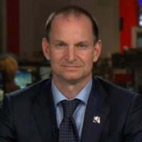 Eric Girard, ministre des Finances du Québec.