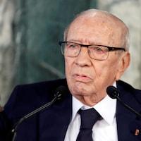 Béji Caïd Essebsi.