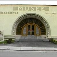 Façade du Musée Historique Canadien.