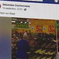 Une vidéo mise en ligne nuit à la réputation de la chaîne d'épiceries Maxi.