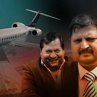 Ajay, Atul et Rajesh Gupta.