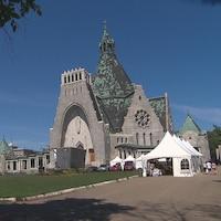 Le Sanctuaire Notre-Dame-du-Cap.