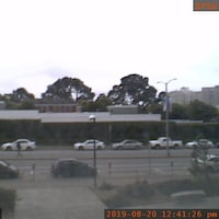 Capture d'écran de la webcam