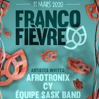 Une affiche du festival jeunesse Francofièvre.