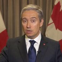 François-Philippe Champagne, ministre canadien des Affaires étrangères