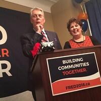 Fred Eisenberger reste le maire de Hamilton
