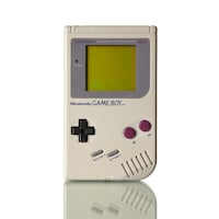 Une photo du Game Boy original.