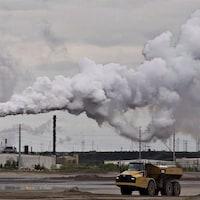 Pollution atmosphérique.