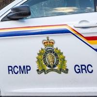 Une auto-patrouille de la Gendarmerie royale du Canada.