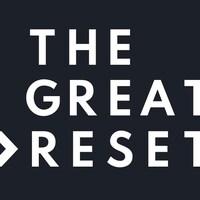 """""""THE GREAT RESET"""", écrit en lettres majuscules."""