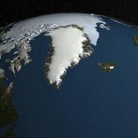 Illustration montrant le Groenland.