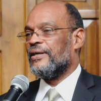 Ariel Henry, premier ministre d'Haïti.