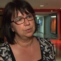Hélène Messier, présidente-directrice générale de l'Association québécoise de la production médiatique