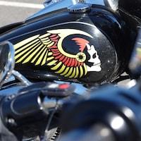 Logo des Hells Angels