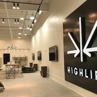 Le magasin Highlife.