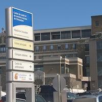 Des travaux de désamiantage seront réalisé dans seize bâtiments du CIUSSS Saguenay–Lac-Saint-Jean, dont l'hôpital de Chicoutimi