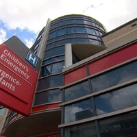 Image de l'Hôpital pour enfants de Winnipeg.