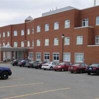 Hôpital des Îles.