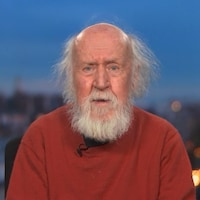 L'astrophysicien Hubert Reeves