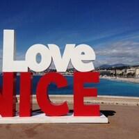 Logo I Love Nice, à Nice