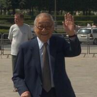 L'architecte Ieoh Ming Pei