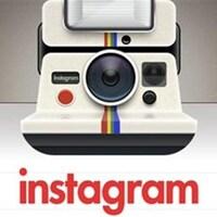 Le vieux logo d'Instagram, montrant un polaroid.