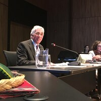 Jacques Viens, président de la Commission sur les relations avec les Autochtones