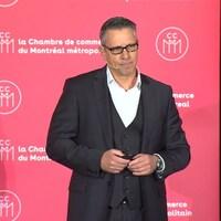 Jean-François Bergeron, PDG de la SQDC.