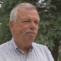 Jeannot Robert, conseiller pour le Quartier 3 de la municipalité rurale de Ritchot
