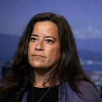 L'ex-ministre de la Justice Jody Wilson-Raybould.