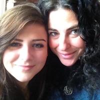 Karma LeRoux et sa fille Gemma Higgins