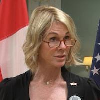 Kelly Knight Craft, ambassadrice des États-Unis au Canada