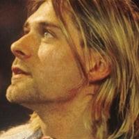 Kurt Cobain lors du concert MTV Unplugged.