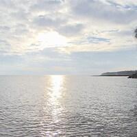 Le lac Saint-Pierre.