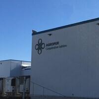 Une usine d'Agropur